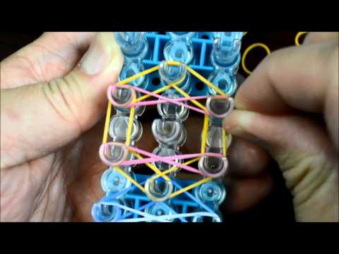 instruction 23: Rainbow Loom video – Butterfly Blossom