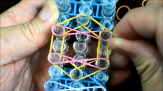 Lesson 23: Rainbow Loom® Video - Butterfly Blossom