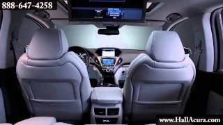 2014 Acura MDX Interior Portsmouth Norfolk VA 23452