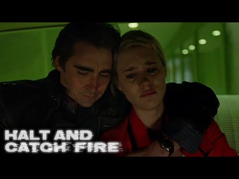 Who Will Joe Choose? | Halt and Catch Fire