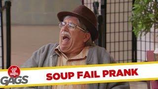 Soup Fail Prank
