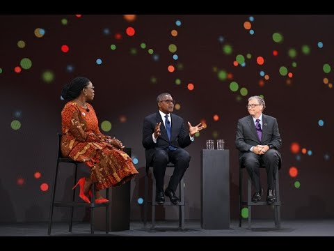 Goalkeepers 2019: A Conversation with Bill Gates and Aliko Dangote