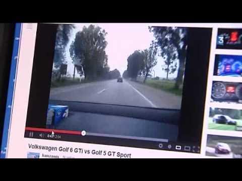 Un accident mortel provoqué par un chauffard filmant son excès de vitesse