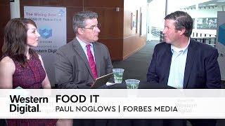 Paul Noglows, Forbes Media | Food IT