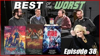 Video Best of the Worst: Order of the Black Eagle, Wired to Kill, and Raiders of Atlantis MP3, 3GP, MP4, WEBM, AVI, FLV Mei 2018