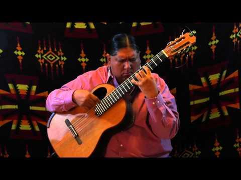Gabriel Ayala performs hiapsipo