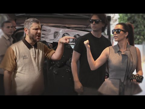 Kim Kardashian Screamed At Me In Streets Of NYC - H3TV #11