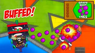 The SECRET Buff YOU MISSED in Bloons TD6