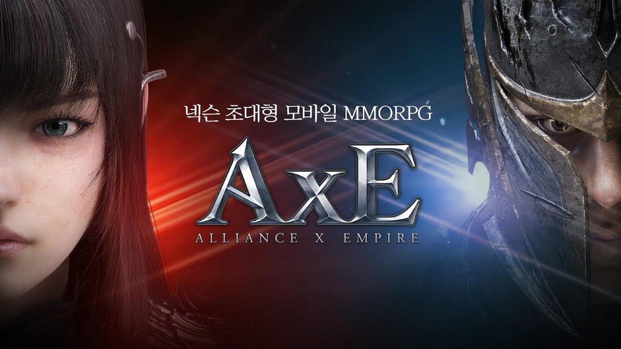 Alliance X Empire - 액스(AxE)