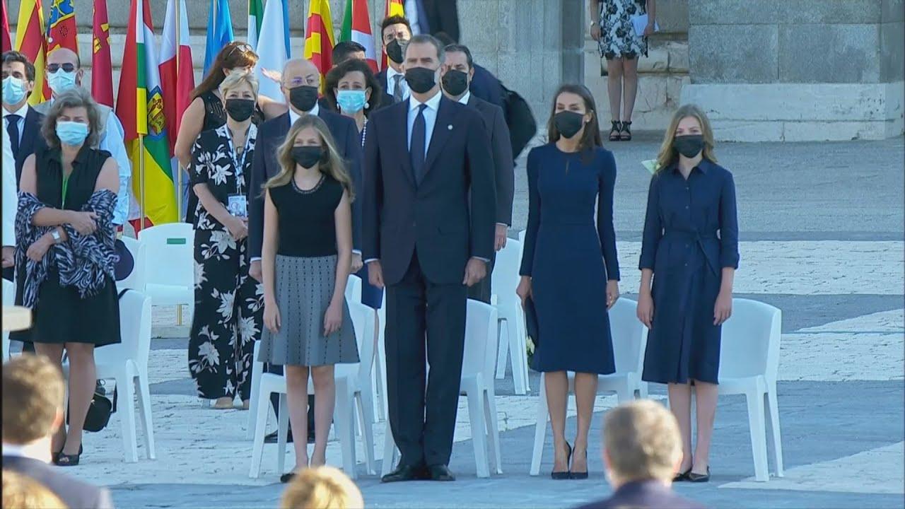 Ισπανία: Επίσημη τελετή στη μνήμη των 28.415 θυμάτων του κορονοϊού
