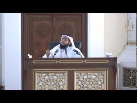 درس العصر ليوم 15 رمضان 1434 هـ