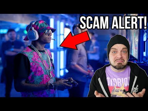 "Rapper Soulja Boy's ""New"" Retro Console is a SCAM! 