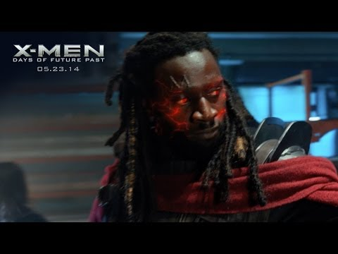 X-Men: Days of Future Past (Character Clip 'Bishop')