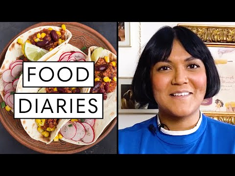 Everything Chef Sohla El-Waylly Eats in a Day | Food Diaries: Bite Size | Harper's BAZAAR
