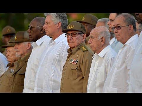 Kuba: Feierlichkeiten zum 60. Jahrestag der Revolutio ...