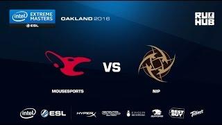 IEM Oakland - mousesports vs NiP - de_overpass - [Enkanis, yxo]