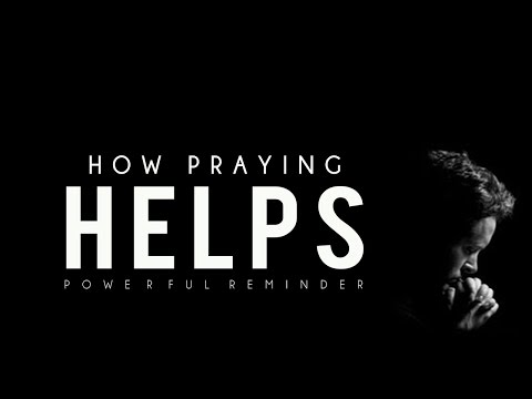 How Praying Helps - Reminder For All Muslims - Mufti Menk (Islamic Lecture in English)