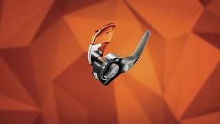 GRIGRI+ Belay device with assisted braking, top-rope mode & anti-panic handle by Petzl Sport