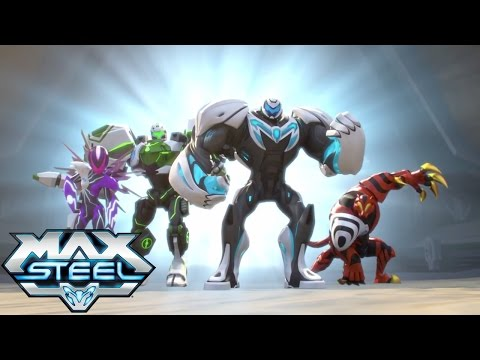 Max Steel: Equipo Turbo - Parte 13