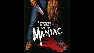 Maniac (1980) Movie Review (and the 30th Anniversary DVD Review)