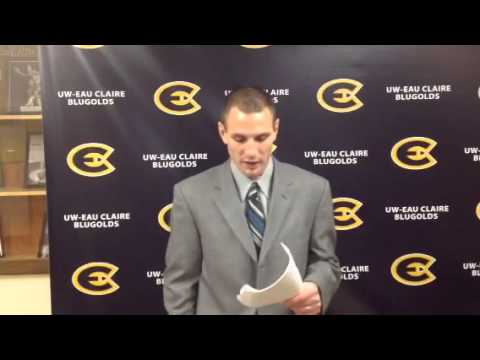 Coach Siverling recaps 65-59 loss to UW-River Falls
