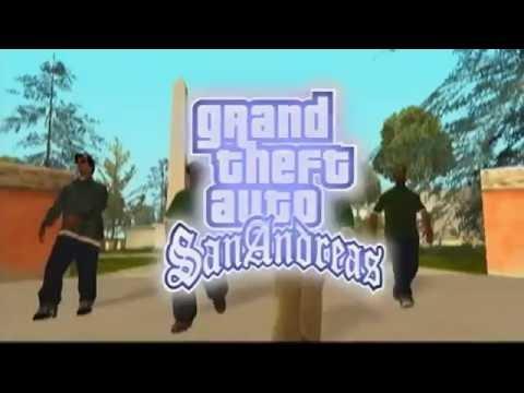 Трейлер игры Grand Theft Auto San Andreas + LINK