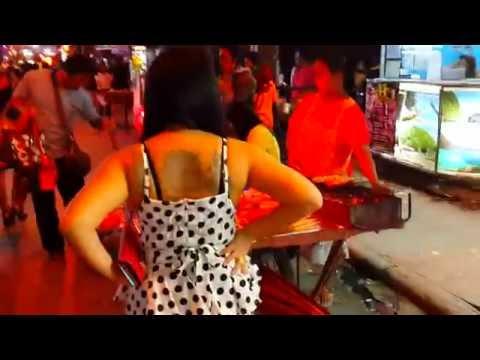 NEW VIDEO,Bangla road,9.11.2013,Phuket,Thailand.PATONG BEACH.