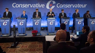 Conservative Leadership Debate CBC News Special