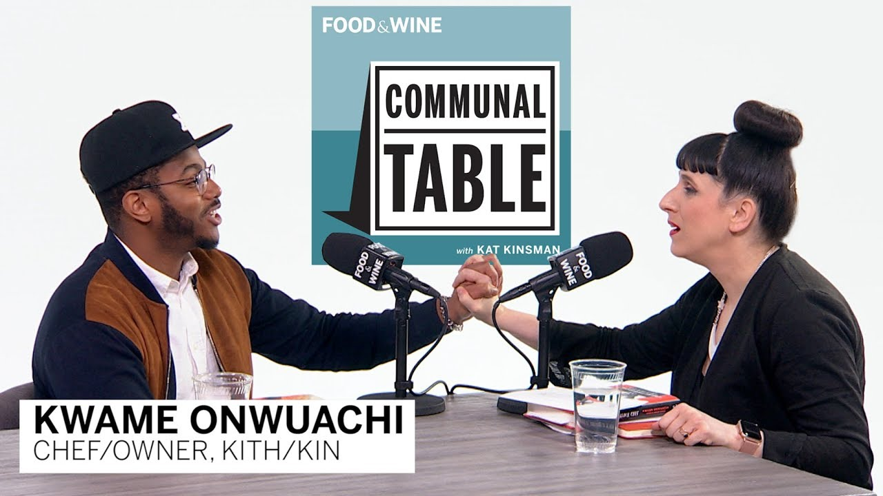 Kwame Onwuachi Talks About Public Pressure, Representation, and Finding Peace | Food & Wine