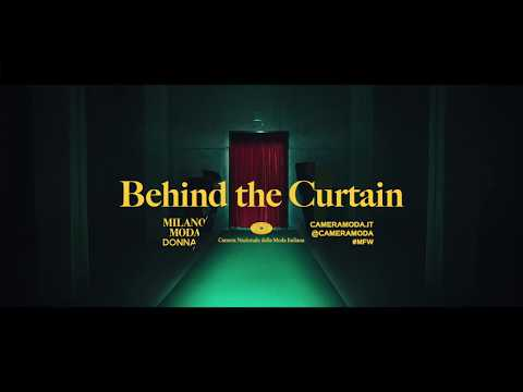 Behind The Curtain - Fashion Film CNMI - Fall/Winter 2020/21 women's