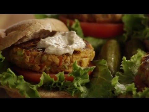 Fish Recipes – How to Make Tuna Burgers