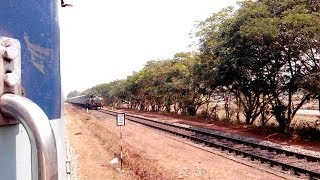 Gandhidham India  city photos gallery : BEST TRACK SOUND BY GANDHIDHAM NAGARCOIL EXPRESS:INDIAN RAILWAYS