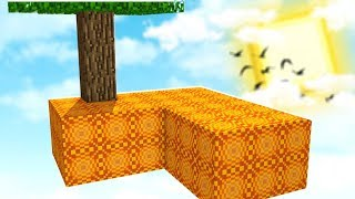 Sunburst Lucky Block Sky Wars - Minecraft Modded Minigame | JeromeASF