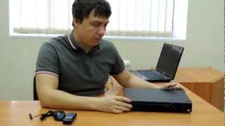 Видео. Видеообзор аналоговых регистраторов DVR 3104-3108-3116E
