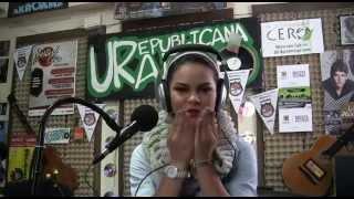 con Dahia - Talento Nacional, Talento URepublicanaRadio