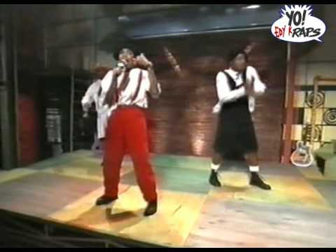 MC Lyte – When In Love (Live) @ Yo MTV Raps 1991 (HQ)