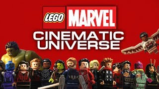 Video The Marvel Cinematic Universe in LEGO: Road to Infinity War MP3, 3GP, MP4, WEBM, AVI, FLV September 2018