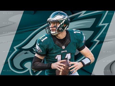 Get Well Soon Carson Wentz | 2017 NFL Season Highlights