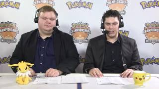 2016 Pokémon Spring Regional Championships: TCG Masters Top 4 by The Official Pokémon Channel