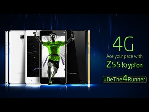 Videocon Z55 Krypton 4G Launched | Price & Specification
