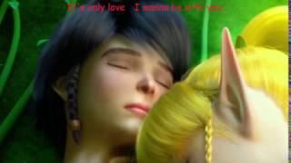 Dragon Nest:Throne Of Elves 【MV】-I love You