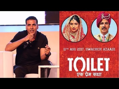 Akshay Kumar Reveals Interesting Dialouge From Toilet Ek Prem Katha