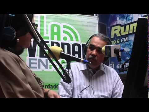 Entrevista Luis Eduardo Martinez en la Verdad en radio