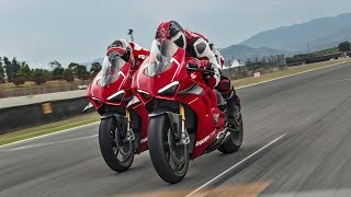 7. Ducati Panigale V4 R - The Sound of Excellence