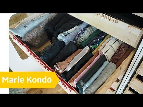 Aufräumen: Die Methode von Marie Kondō – Ordnung schaffen mit System | Roombeez – powered by OTTO