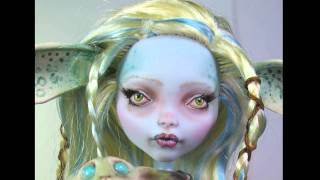 MOnster High Customs Jan to March update - YouTube