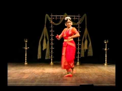 Индийские танцы,  видео-урок Бхаратанатьям