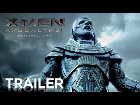 XMen Apocalypse Official Trailer