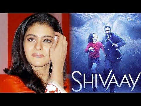 Kajol Watch Ajay Devgn's Shivaay