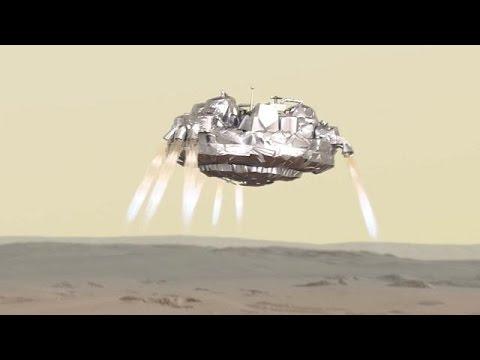Υψηλές προσδοκίες από την αποστολή ExoMars